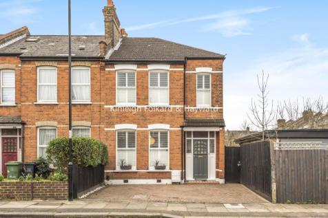 Braidwood Road, Catford. 3 bedroom end of terrace house for sale