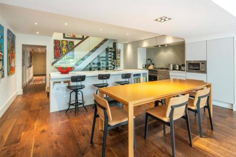Randolph Avenue, Maida Vale, London, W9. 3 bedroom apartment for sale