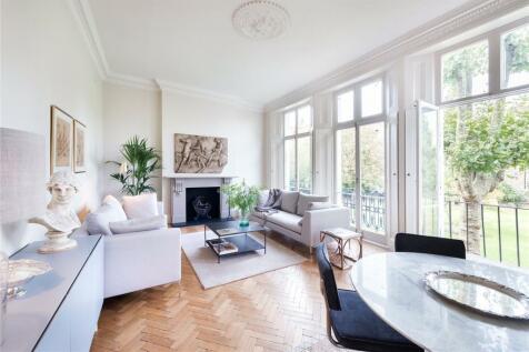 Warrington Crescent, Little Venice, London, W9. 2 bedroom apartment