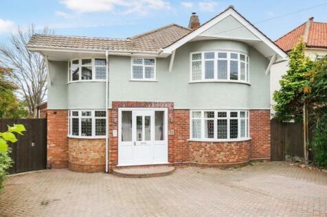 Cheltenham Avenue, Ipswich. 5 bedroom detached house for sale