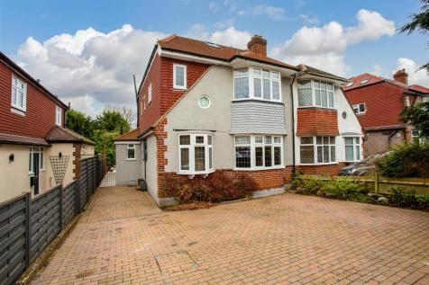 Greenhayes Avenue, Banstead. 5 bedroom semi-detached house for sale