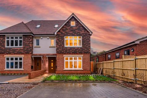 The Drive, Banstead. 4 bedroom semi-detached house for sale