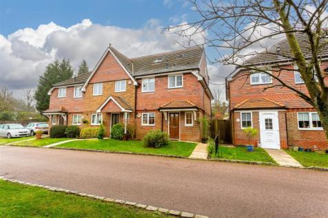Highdown Close, Banstead. 4 bedroom end of terrace house for sale
