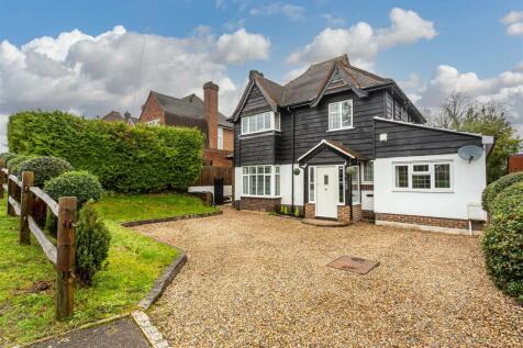 Burgh Wood, Banstead. 4 bedroom detached house for sale