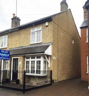 Forest Road, Loughton. 2 bedroom end of terrace house