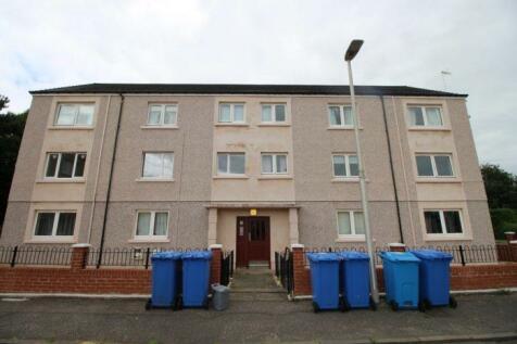 41 Fleming Gardens, Camelon, FK1 4BS. 3 bedroom flat