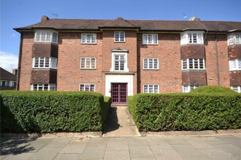 Ossulton Way, London, N2. 2 bedroom apartment
