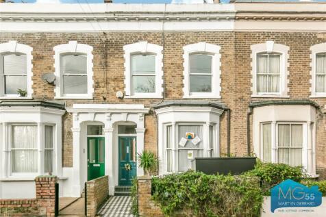 Thorpedale Road, Stroud Green, London, N4. 3 bedroom terraced house for sale