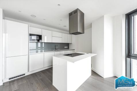 City North West Tower, 9 Goodwin Street, N4. 3 bedroom apartment