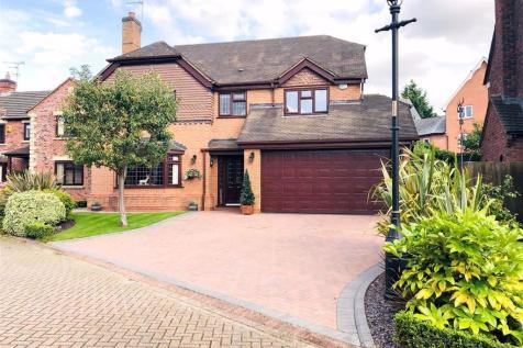 Gawer Park, Chester, Chester. 5 bedroom detached house