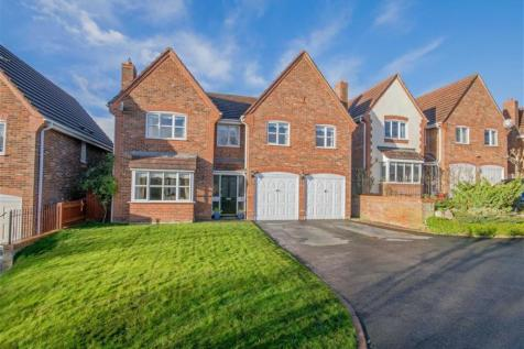 Godre'r Waen, Flint Mountain, Flint, CH6 5UU, North Wales - Detached / 5 bedroom detached house for sale / £360,000