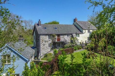 Pandy'r Capel, Bryn Saith Marchog, Corwen. 5 bedroom detached house