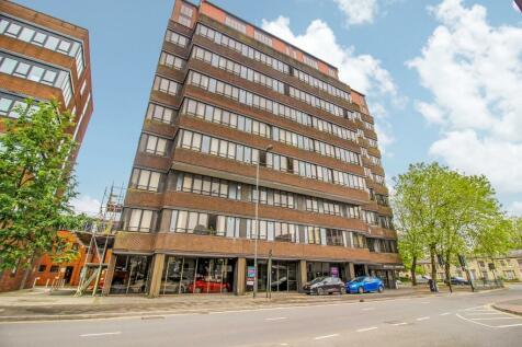 Farnsby street, Swindon, Wilts, SN1 5AP. 2 bedroom apartment