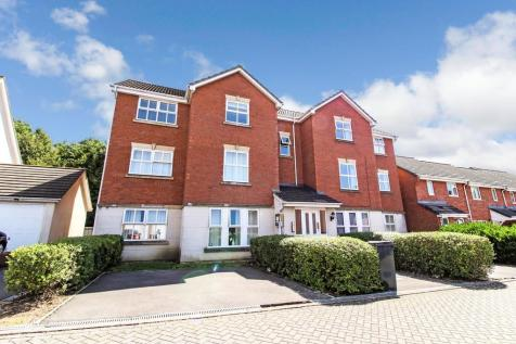 Carter Close, Groundwell, Swindon. 2 bedroom apartment
