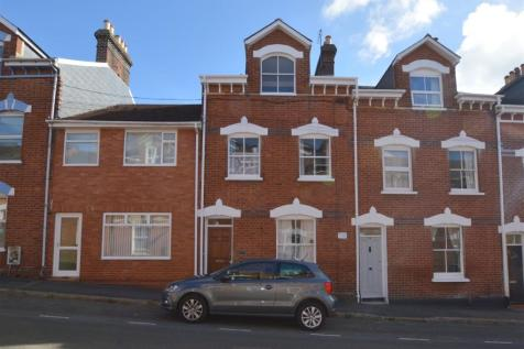 St James, Exeter. 6 bedroom house