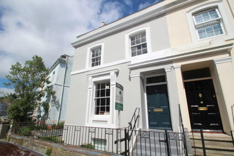 Fellowes Place, Stoke, Plymouth, PL1 5NB. 4 bedroom semi-detached house