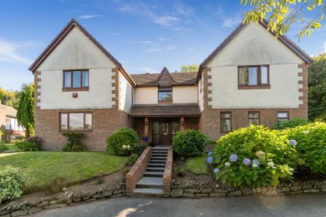 Riverside House, Riverside Walk, Tamerton Foliot, Plymouth, Devon, PL5 4AQ. 4 bedroom detached house