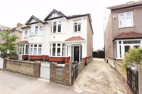 South Park Terrace, Ilford, Essex, IG1. 4 bedroom semi-detached house