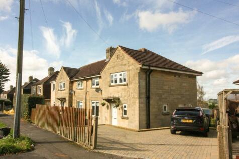 Haycombe Drive, Bath. 5 bedroom semi-detached house