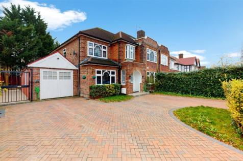 Carlton Avenue West, Wembley. 5 bedroom semi-detached house for sale