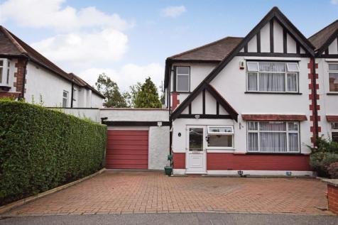 Stapenhill Road, WEMBLEY. 4 bedroom semi-detached house for sale