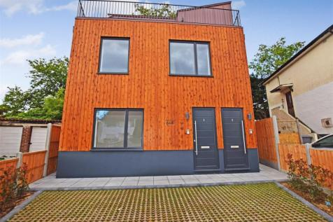 Cedar Wood House, Sudbury Croft, Wembley. 2 bedroom apartment