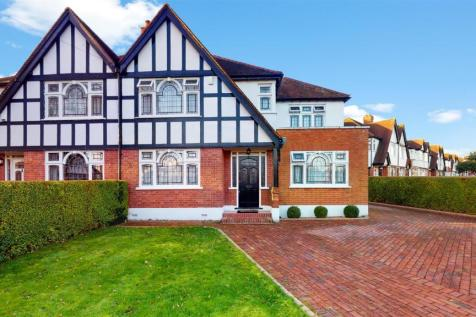 Abbotts Drive, Wembley. 4 bedroom semi-detached house for sale