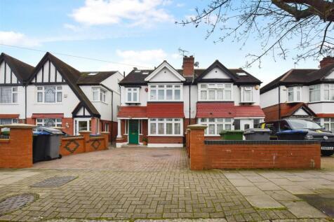 Spencer Road, Wembley. 3 bedroom semi-detached house