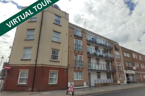 ELM GROVE, SOUTHSEA, PO5 1JY. 2 bedroom flat