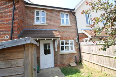 St Georges Court, Donnington. 3 bedroom terraced house