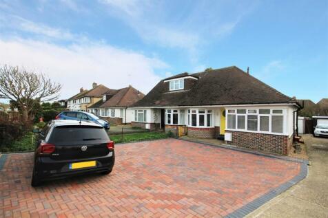 Upper Shoreham Road, BN43. 3 bedroom bungalow