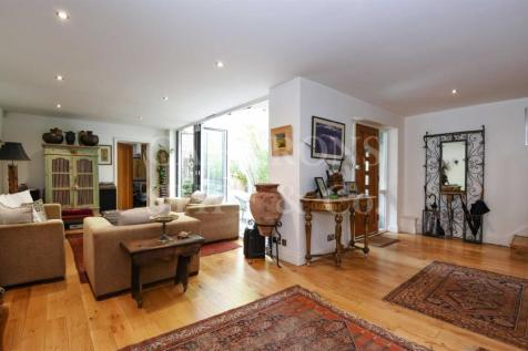 The Gate House, Wrentham Avenue. 4 bedroom end of terrace house