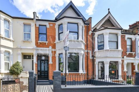 Furness Road, Kensal Rise NW10. 5 bedroom terraced house for sale
