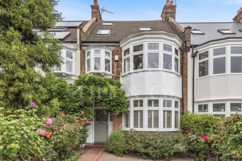 Hanover Road, Kensal Rise. 4 bedroom terraced house