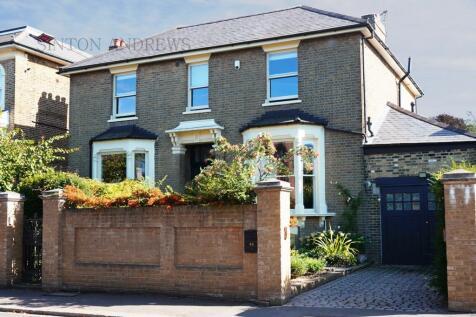 Warwick Road, Ealing, W5. 6 bedroom house