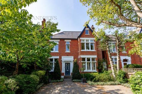 Mount Park Road, Ealing, W5. 6 bedroom house for sale