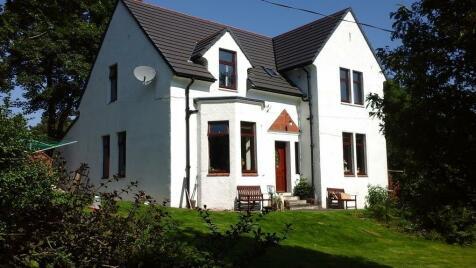 Afton Road, KA18. 4 bedroom detached villa for sale