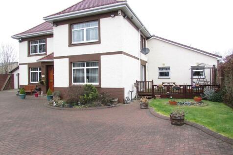 Ayr Road, Cumnock, Ayrshire, KA18. 6 bedroom detached villa for sale