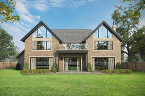 The View, Tranby Lane, Swanland. 4 bedroom detached house for sale