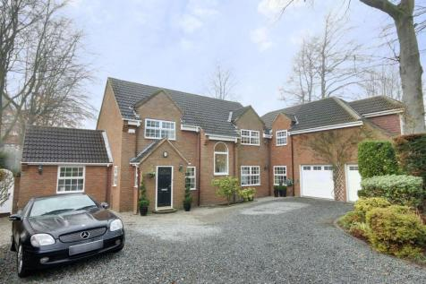 Swanland Garth, North Ferriby. 5 bedroom detached house for sale