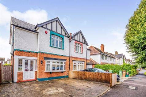 St James Road, Sutton. 4 bedroom semi-detached house