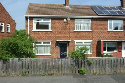 Braemar Road, Billingham. 3 bedroom end of terrace house