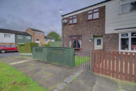 Hemlington, Middlesbrough. 3 bedroom end of terrace house