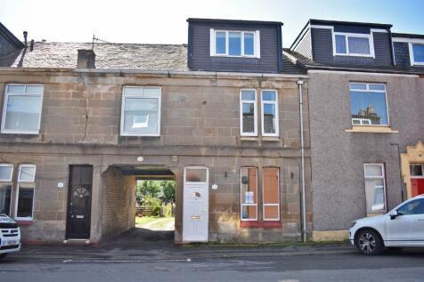 Wilson street, Alexandria, West Dunbartonshire, G83. 1 bedroom flat