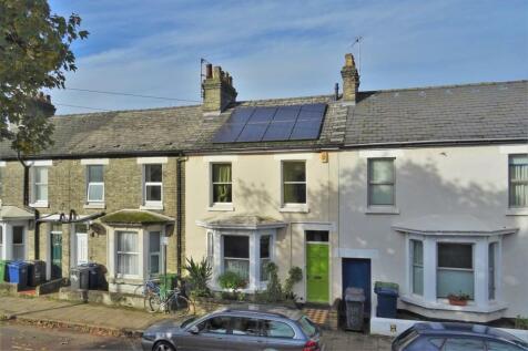 Devonshire Road, Cambridge. 4 bedroom terraced house for sale