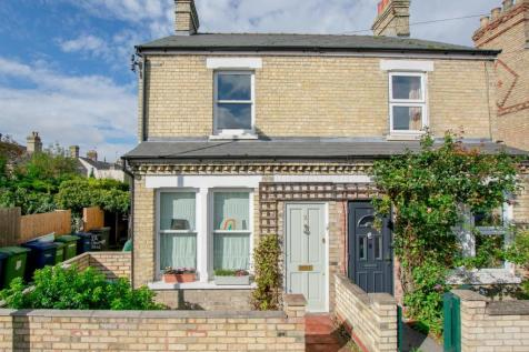 Cowper Road, Cambridge. 3 bedroom semi-detached house for sale