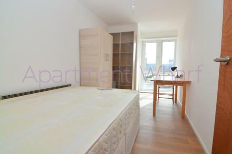 Room - C St David Square  (Canary Wharf), London, E14. 1 bedroom flat share