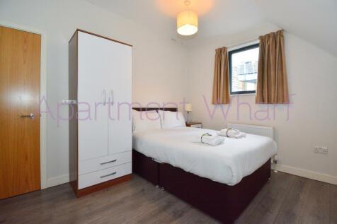 anchor & hope A manilla street  (Canary Wharf), London, E14. 1 bedroom flat share