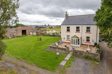 East Moor Leazes Farm, Brasside, Durham, Durham. 4 bedroom house for sale