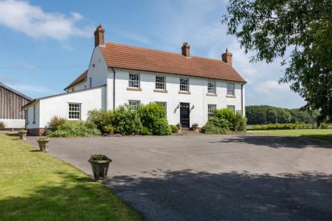 Southmoor Farm, Racecourse Road, Sedgefield, Stockton-on-Tees. 6 bedroom detached house for sale